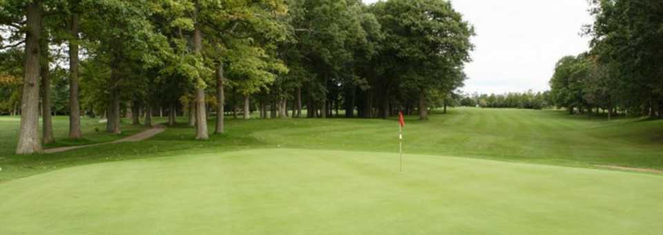 Thames Valley Golf Club - Hickory