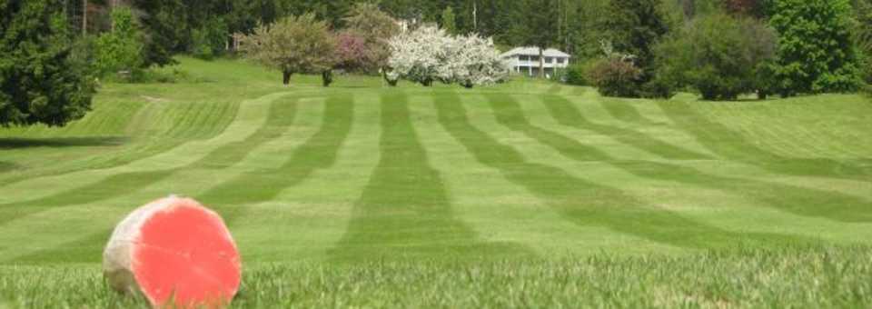 Anglemont Estates Golf Course