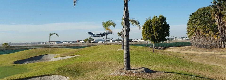Navy Golf Seal Beach - Destroyer Course