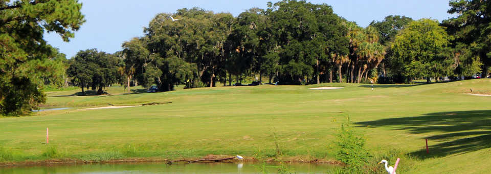 The Legends Golf Course at Parris Island