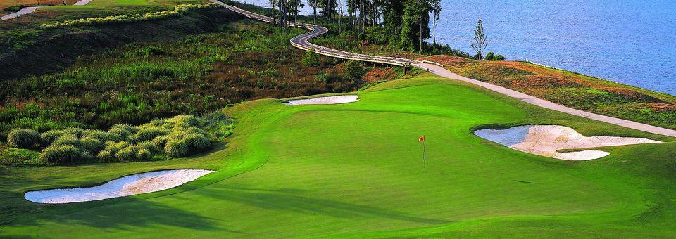 Scotch Hall Preserve Golf Course