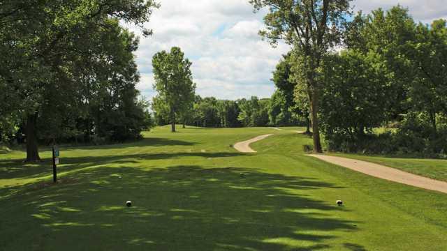 Winding Creek Golf Course - MI