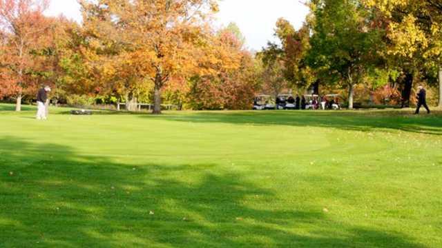 Hueston Woods Golf Course