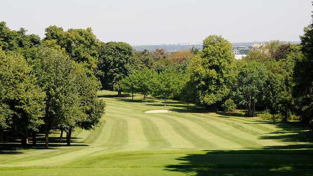 Newlands Golf Club.