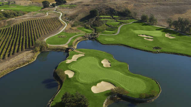 Eagle Vines Golf Club.