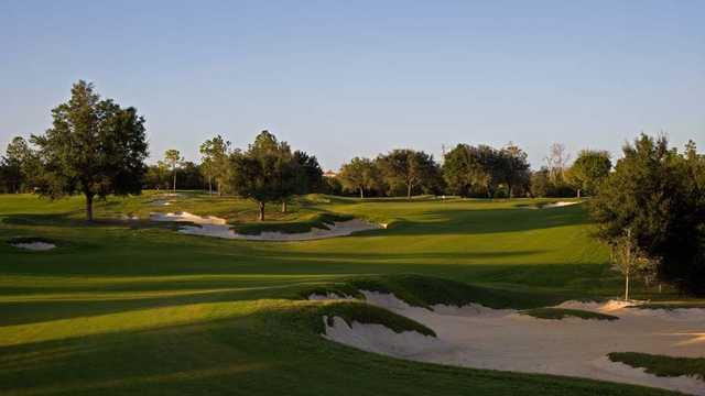 The Deltona Club Golf Course