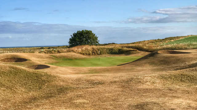 Arbroath Golf Links & Arbroath Artisan Golf Club
