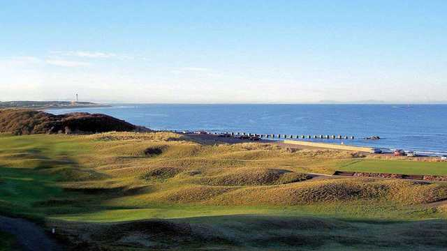 Moray Golf Club - Old Course