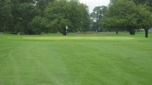 Forrest E Everhart Memorial Golf Course