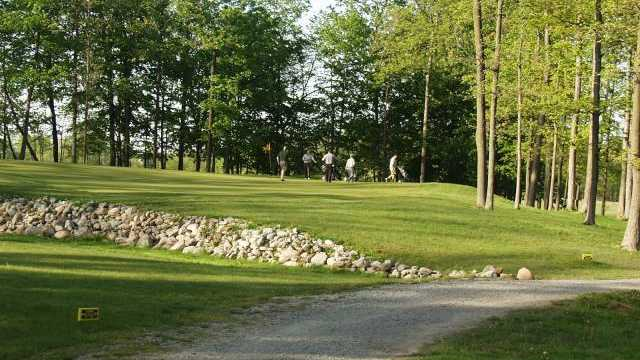 Lima Golf & Country Club - Island Oaks Course