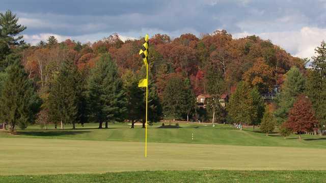 Asheville Golf Course