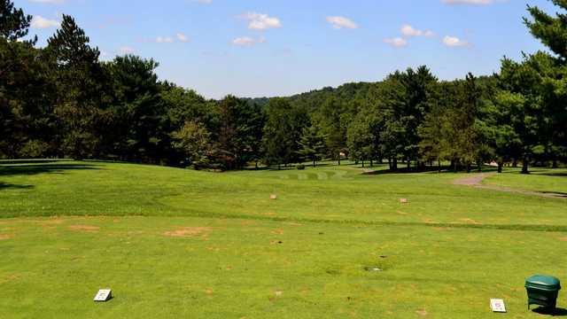 Salt Fork State Park Golf Course