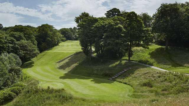 Shrigley Hall - Championship Course