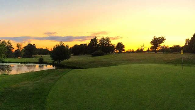Billingbear Park Golf Course - The Old Course
