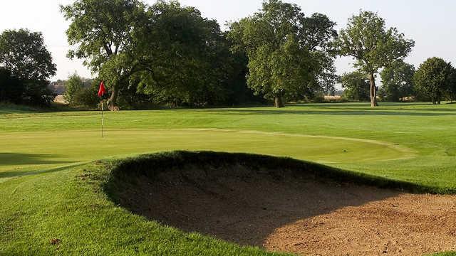 Ganstead Park Golf Club