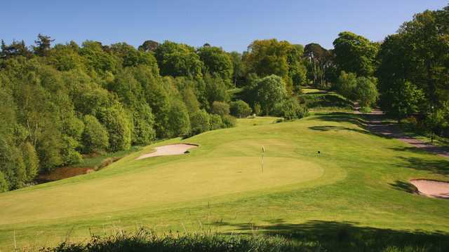 Letham Grange Old Course