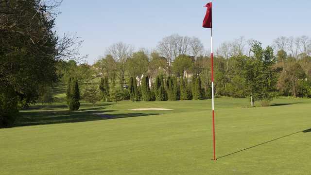 Rich Maiden Golf Course