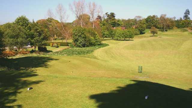 Letham Grange Glens Golf Club