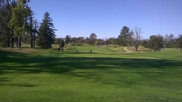 Napa Golf Course