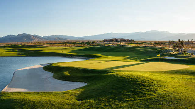 Paiute Golf Resort - Snow