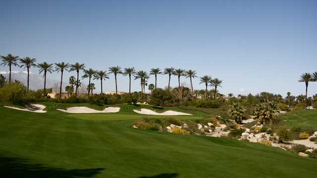 Indian Wells Golf Resort - Player Course