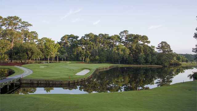 The Sea Pines Resort - Heron Point by Pete Dye