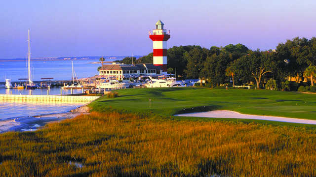 The Sea Pines Resort - Harbour Town Golf Links