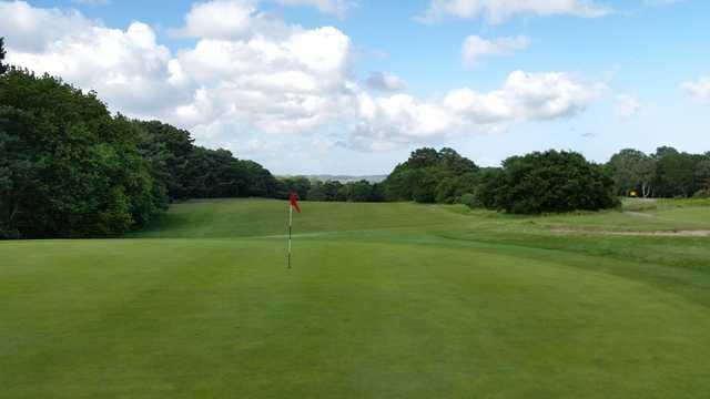Queens Park Golf Course - Dorset