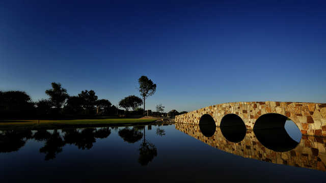 Tour 18 Dallas Golf Course