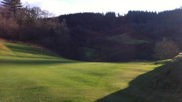 Glencruitten Golf Club