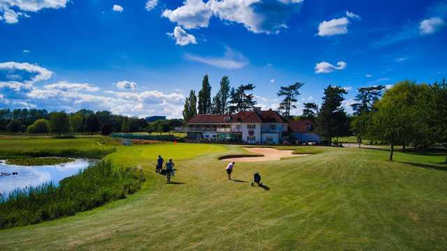 Woolston Manor Golf Club