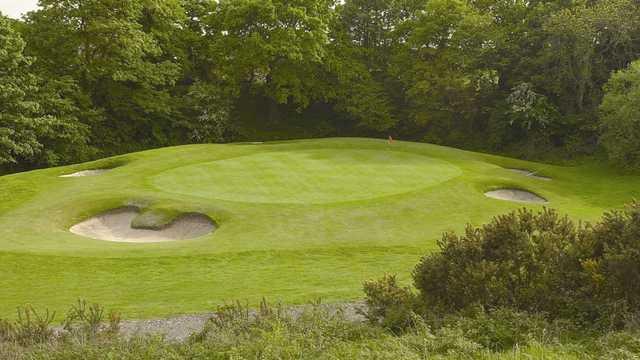 Mossock Hall Golf Club