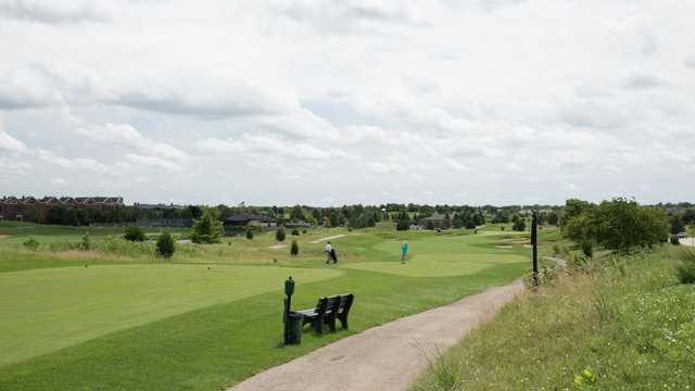 Glenview Prairie Club Golf