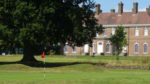 Batchwood Hall Golf Course
