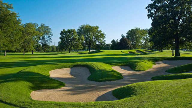 Cog Hill Golf & Country Club Course No. 4 - Dubsdread