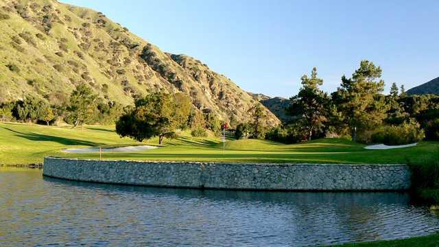 San Dimas Canyon Golf Club