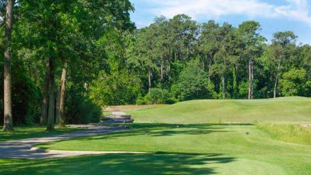 The Golf Trails of The Woodlands - Panther Course