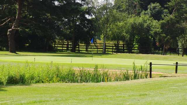 Wexham Park Golf Centre - Blue (main) Course