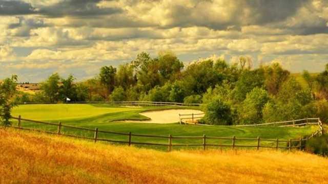 Lincoln Hills Golf Club - Orchard