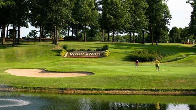 Highlands Golf Course