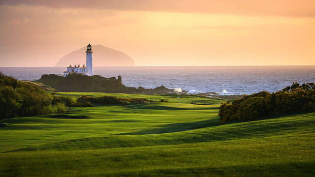 Trump Turnberry Resort - King Robert the Bruce Course