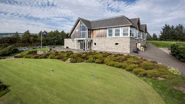 Alyth Golf Club - Glenisla Course
