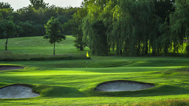 Abbey Hill Golf Centre