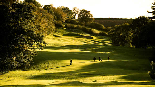Breadsall Priory Golf & Country Club - Moorland Course