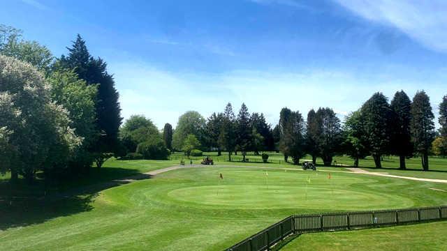 Cricket St Thomas Golf Club