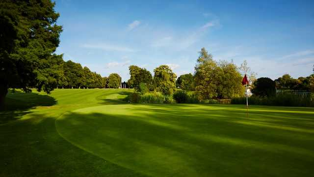 Marriott St Pierre Hotel & Country Club - Old Course