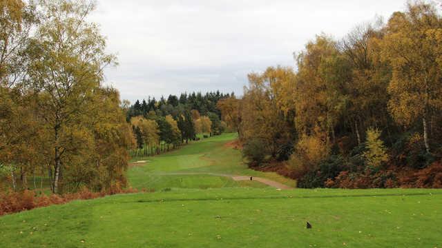 Foxhills Golf Club - Bernard Hunt Course