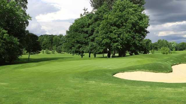 The Lee Westwood Filly Course at Close House