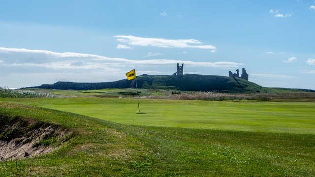 Dunstanburgh Castle Golf Course