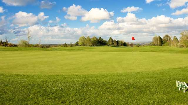 Cumberwell Park Golf Club - Red & Yellow Course
